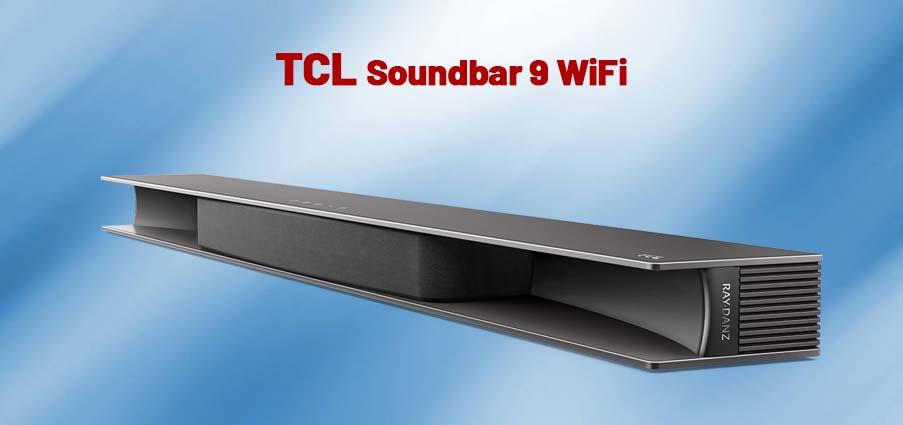 TCL soundbar 9 wifi setup