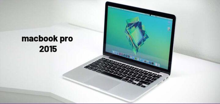 reset MacBook Pro 2015