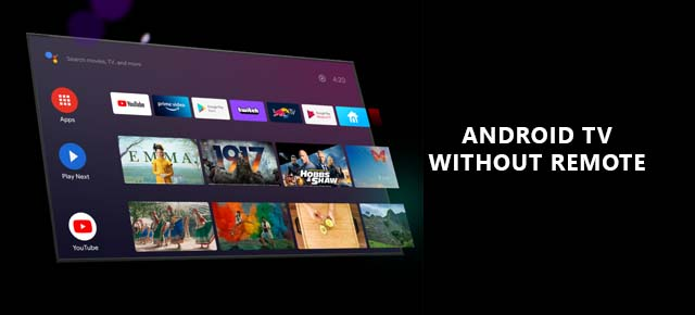 reset Android TV