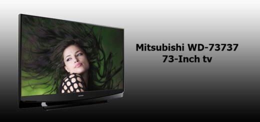 reset Mitsubishi WD-73737