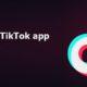 reset TikTok app