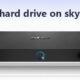 Reset hard drive on sky q box